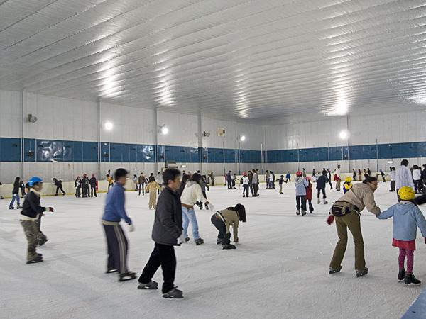 アイス スケート 沖縄
